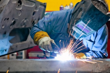 Welding is one of the industrial arts.