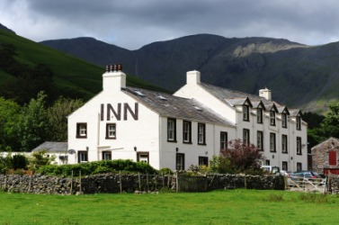 An English country inn.