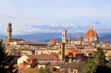 Florence is considered to be the birthplace of the European renaissance.