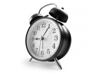 Tick is the sound that some clocks make.