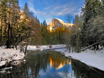 Beautiful Yosemite National Park.