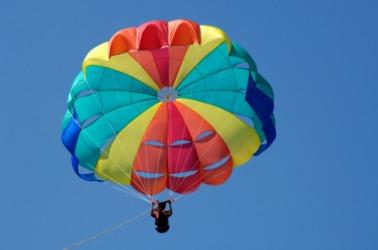 parachutisme definition
