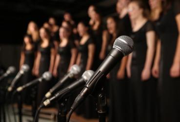 A choir of talented singers.