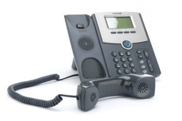 An example of a telephone.