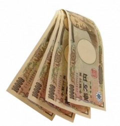 The Japanese currency is the yen.