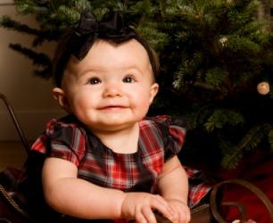 A cute little babe!