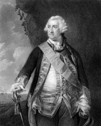 A portrait of an 18th century baron.