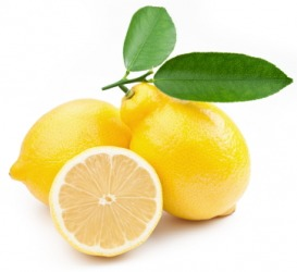 Lemon yellow lemons.