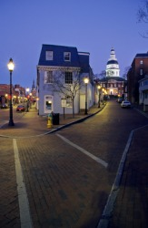 Annapolis City Center.