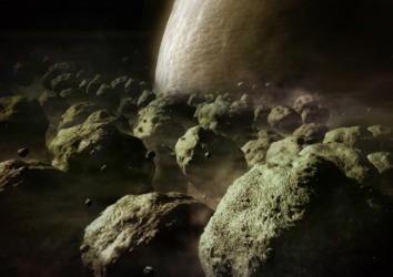 asteroid belt examples - photo #22