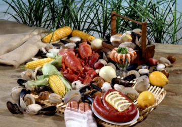 Clambake dictionary definition | clambake defined