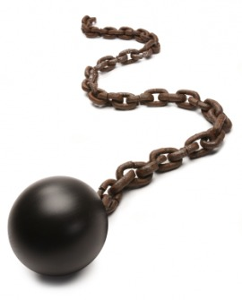 mainball and chain